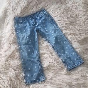 Vigoss the Jagger capri star jeans